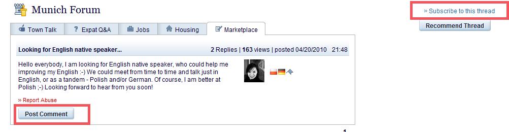 Expat singapore forum dating advice