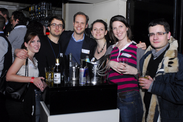 InterNations Munich expat event