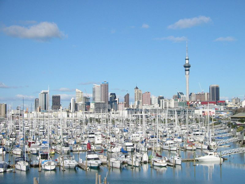 The time in auckland