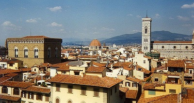 InterNations Expat Blog_Misty in Florence_2