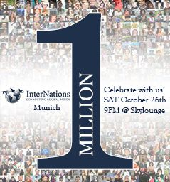 1 Million Members Party Munich