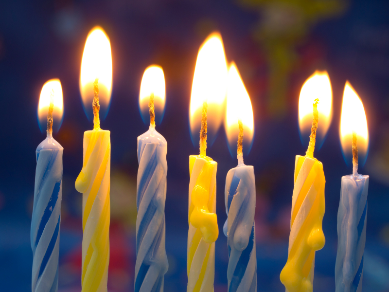 The Lucky Number Happy 7th Birthday InterNations