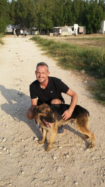 5. Doha - Walking the Rescue Dogs
