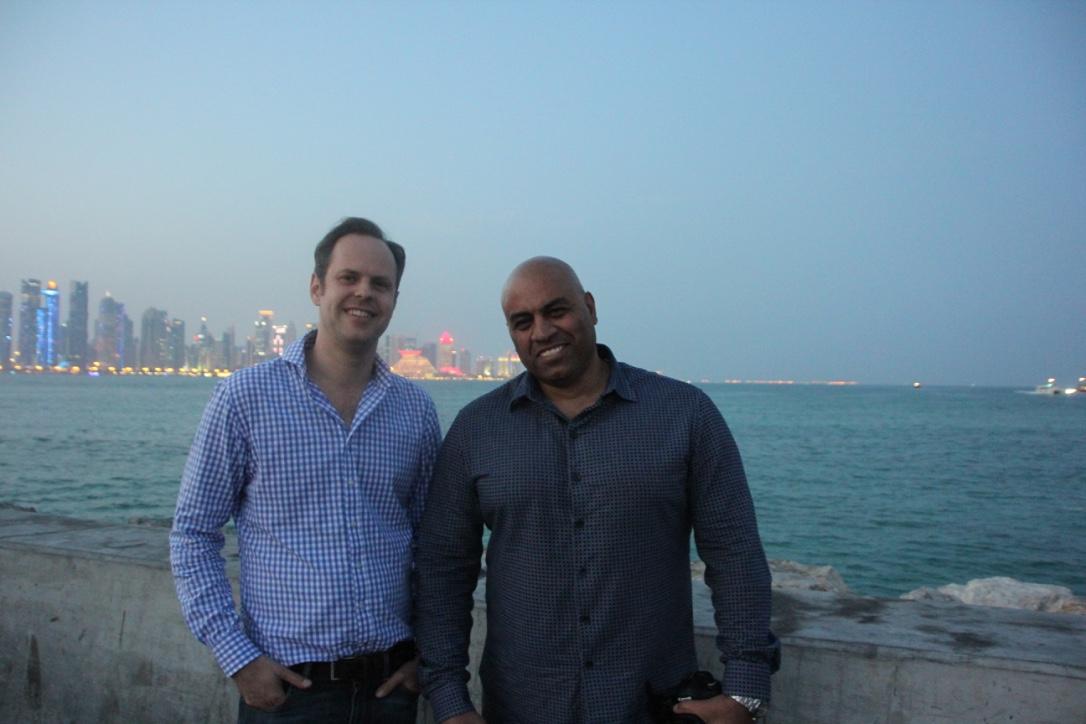 InterNations Expat Blog_Founder's Diary_InterNations Doha Community_Pic 1