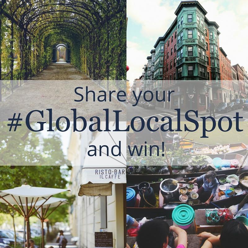 #GlobalLocalSpot Insta promo image