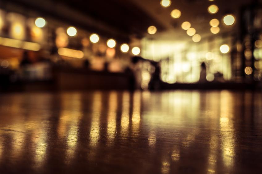 Blur or Defocus image of Coffee Shop