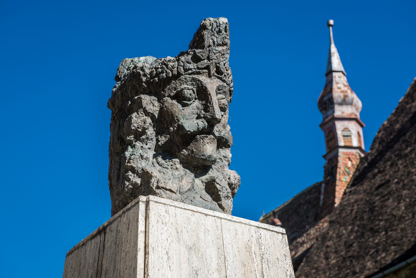 Sighisoara in Romania